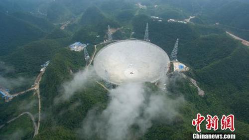 """王世杰委员:保护""""中国天眼"""" 贵州停建附近机场"""